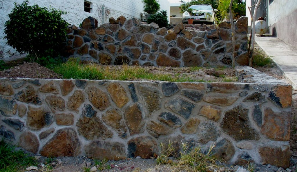 Victoria BC Landscaping Retaining Wall