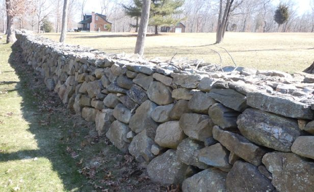 Rock Retaining Wall Victoria BC Landscaping