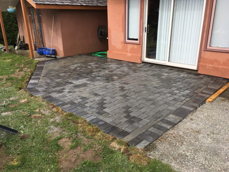 After Paver Patio 1